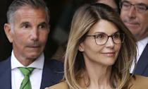 <p>On March 13, the<em> Full House</em> actress and her designer husband Mossimo Giannulli were arrested and charged with conspiracy to commit mail fraud and honest services fraud for her part in a fraudulent college admission scheme. She allegedly paid £382,580 to secure her two daughters a place as recruits on the USC rowing team, despite neither one of them playing a sport. She has also been charged with money laundering and prosecutors have reportedly offered her a plea deal with prison time attached though she has yet to plead guilty. (Credit: AP Photo/Steven Senne, File) </p>