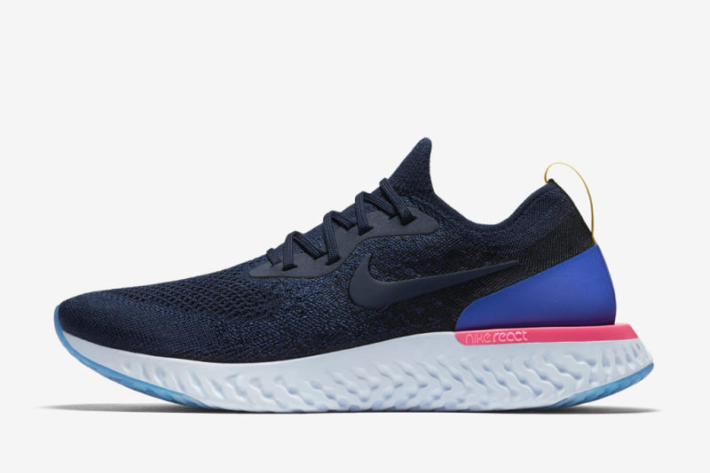 0826945c4f90 Restock Alert  Nike Adds Pairs of the Epic React Flyknit to its Online Store