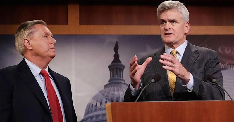 Republican Senators Make Last-Gasp Stab at Obamacare