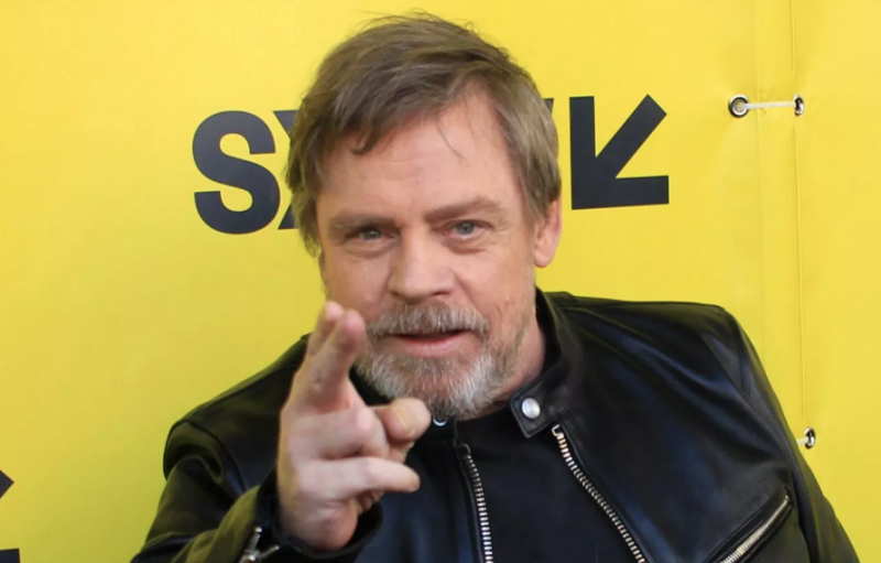 Jack in the Box once fired Mark Hamill for doing voices