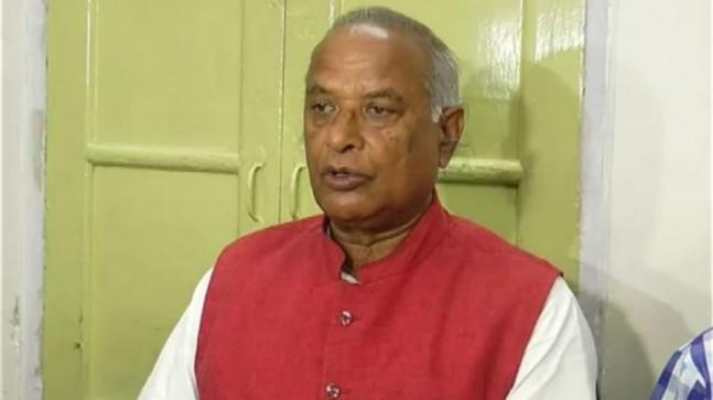 Madan Lal Saini was suffering from a lung infection and was flown to Delhi for treatment in AIIMs.