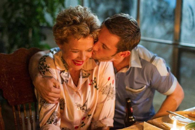 Billy who? Jamie Bell, starring alongside Annette Bening, gives a witty and heartfelt performance: Sony Pictures Classics/Lionsgate Films
