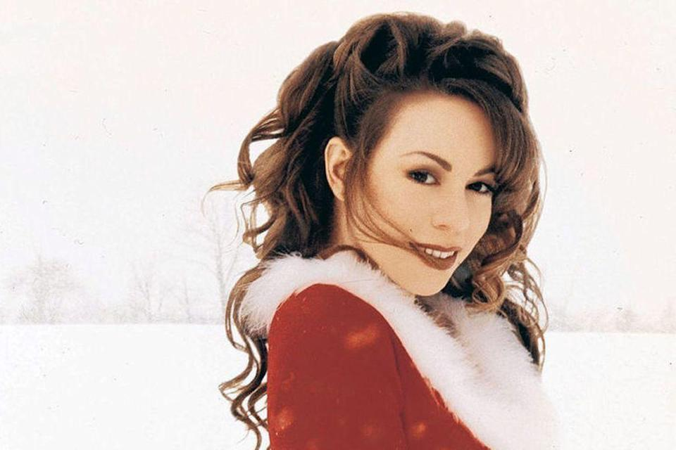 "Mariah Carey's classic hit ""All I Want For Christmas"" is the number one holiday song Aussies like to have sex to, with 22 per cent pressing play to get in the mood. Photo: Columbia Records."