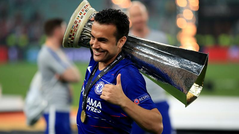 Pedro joins Roma on three-year deal