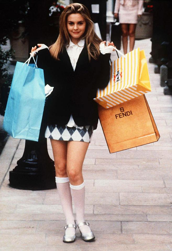 """<a href=""""http://movies.yahoo.com/movie/1800240281/info"""">CLUELESS</a>   Before girls were mean, they were clueless. This candy-coated comedy -- loosely based on Jane Austen's """"Emma"""" -- features <a href=""""http://movies.yahoo.com/movie/contributor/1800018728"""">Alicia Silverstone</a> as a Beverly Hills brat who manages to navigate the highs and lows of high school by providing memorable catchphrases and fabulous makeovers."""