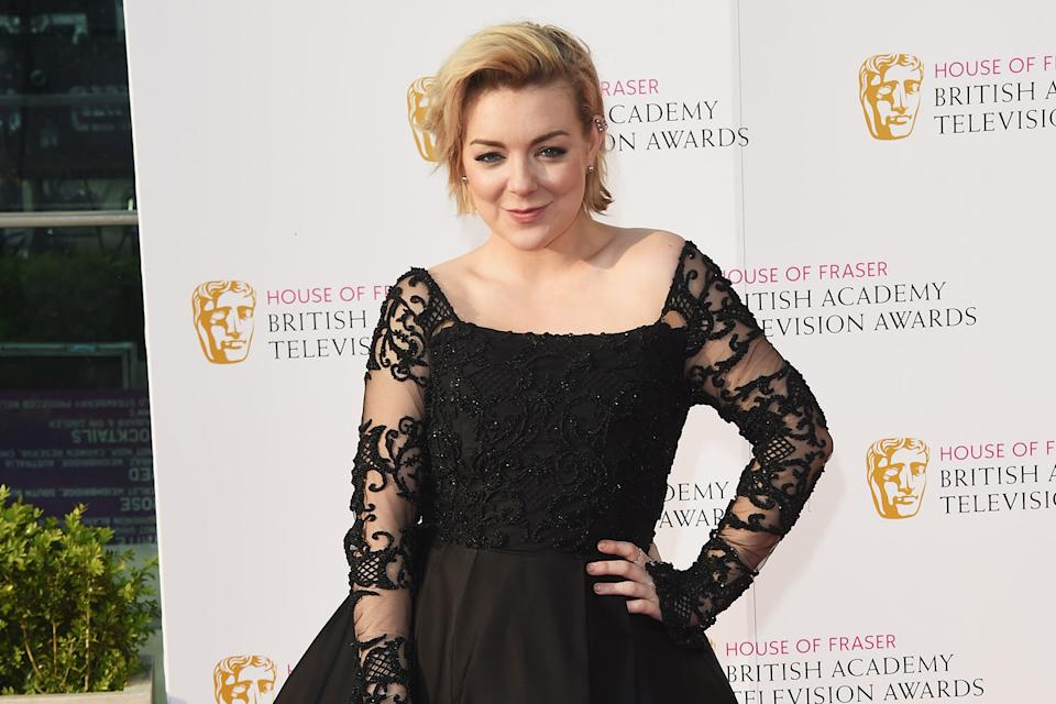 Sheridan Smith opens up about mental breakdown: 'My life was falling apart'