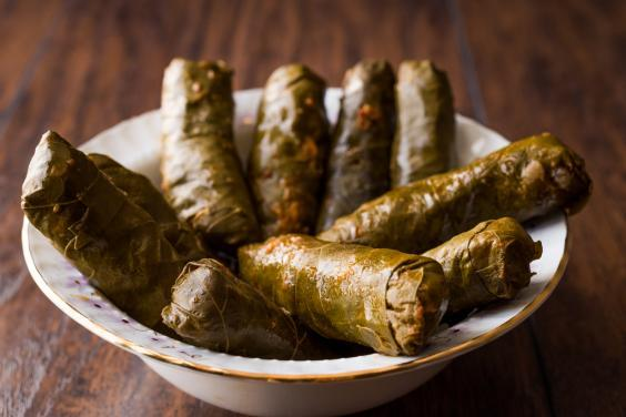 Try dolmades, a Greek classic (Getty/iStock)