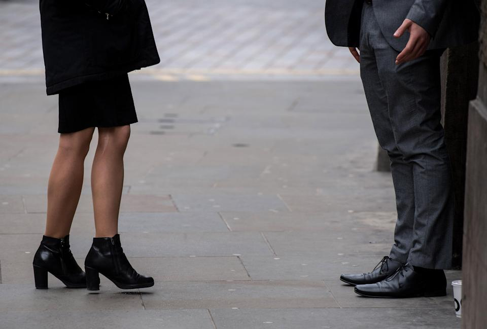 Women are paid less than men for doing the same job, several studies have found. Photo: Chris J Ratcliffe/Getty Images
