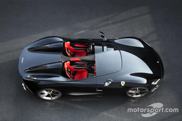 "Ferrari Monza SP2 <span class=""copyright"">Ferrari Media Center</span>"