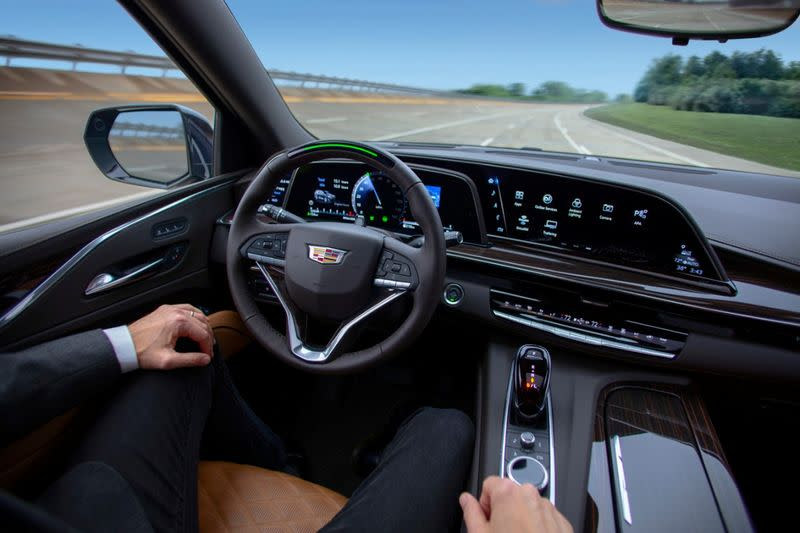 Factbox: Semi-automated driving systems: Not all are 'hands free'