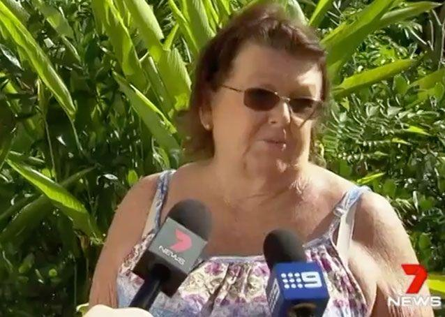 Corby's mum maintains her innocence. Source: 7 News