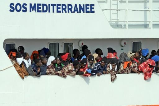 Migrant rescues, deaths in Med as NGOs cry foul
