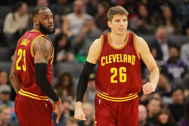 LeBron James feels he made right decision passing to Kyle Korver