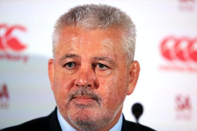 Warren Gatland will be back to coach the British and Irish Lions for a third time in South Africa in 2021