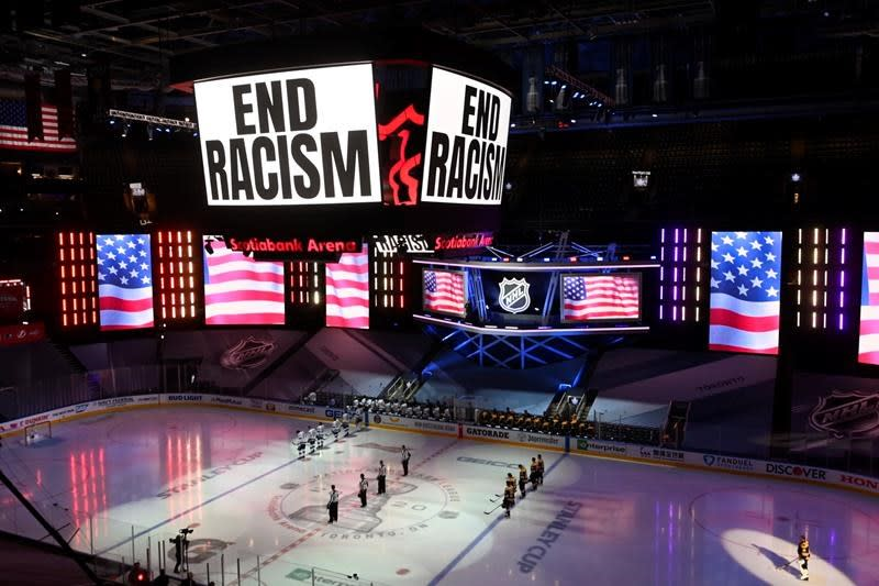 NHL announces long list of anti-racism and inclusion initiatives