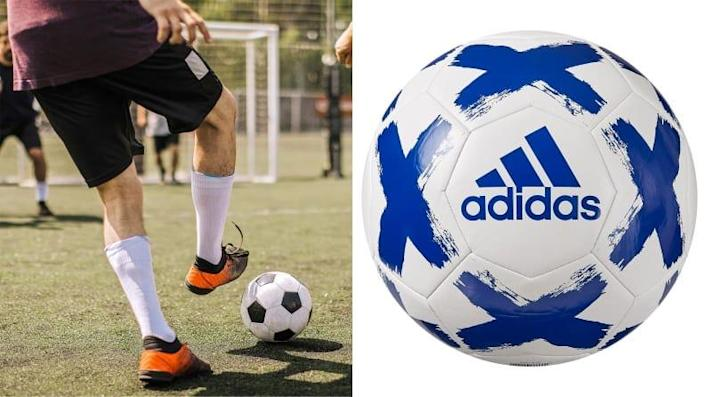 Soccer is a high-energy team sport that's fun to play with friends.