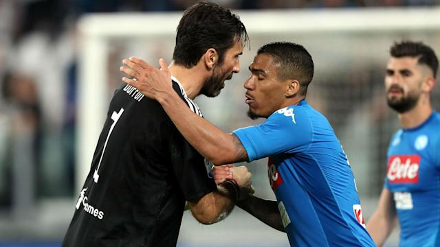 Juventus fans were angry the players failed to acknowledge them after the Napoli defeat, and Gianluigi Buffon has apologised.