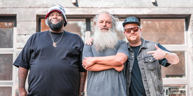 Run the Jewels Join Rick Rubin on Broken Record Podcast: Listen