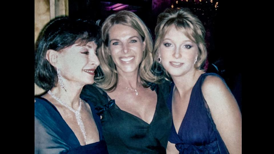 """<div class=""""inline-image__caption""""><p>Grandmother (Princess Elizabeth of Yugoslavia), mother (Catherine Oxenberg) and daughter (India Oxenberg) in <em>Seduced</em></p></div> <div class=""""inline-image__credit"""">Starz</div>"""