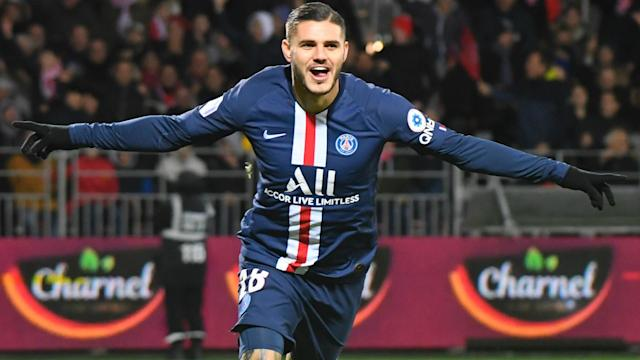 Paris Saint-Germain star Marco Verratti hailed Mauro Icardi after his latest exploits in the French capital midweek.