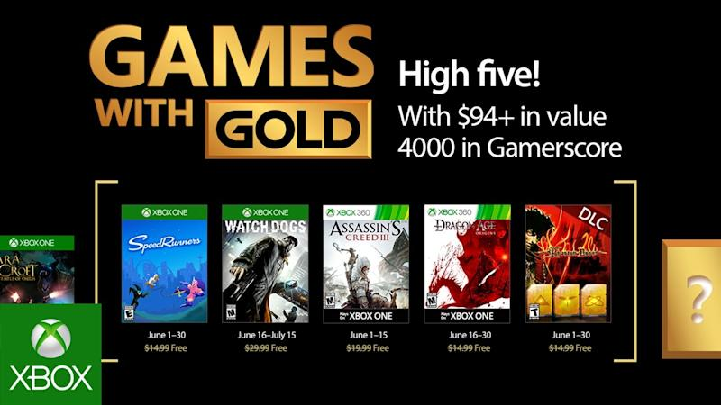 Every Xbox One And Xbox 360 Game You Can Download For Free In June