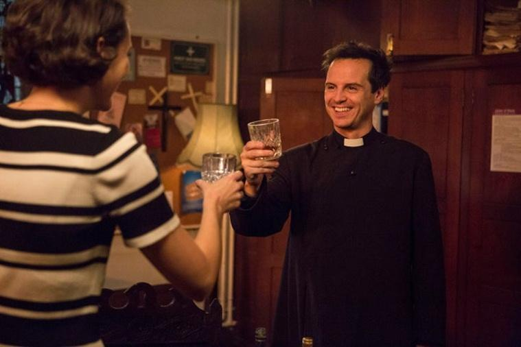andrew scott hot priest