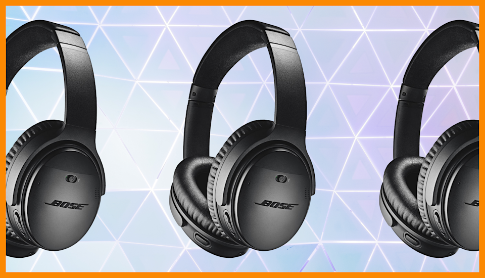 Save 33 percent on Bose's bestselling noise-canceling headphones. (Photo: Bose)