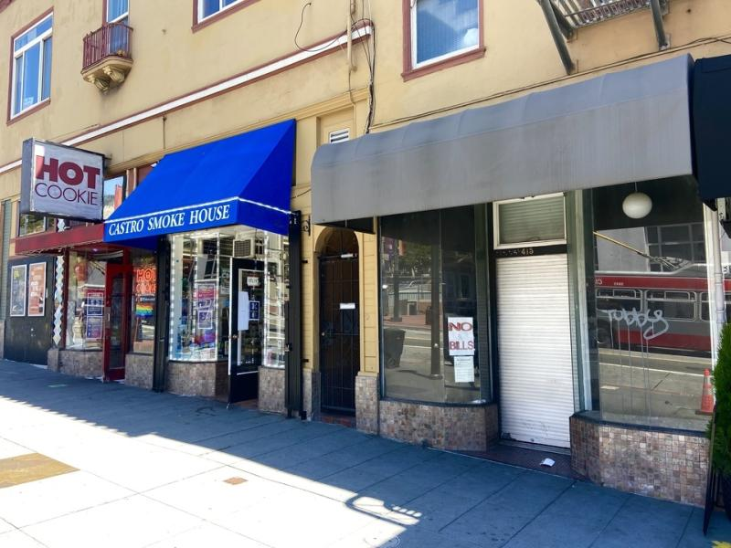 Double Rainbow will open two doors down from its original location, which is now home to Hot Cookie.