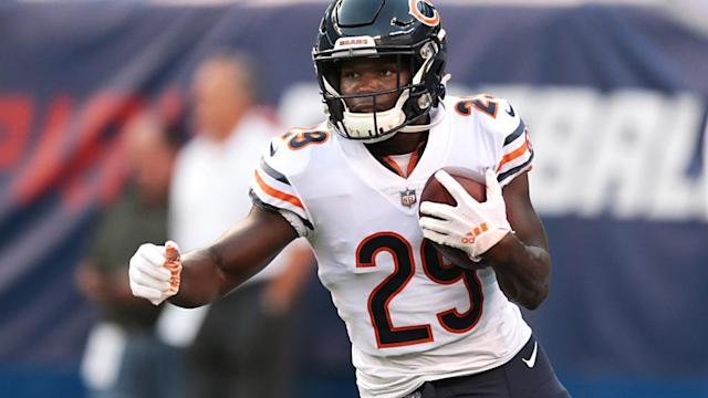 Tarik Cohen remains one of Bears' most electrifying playmakers