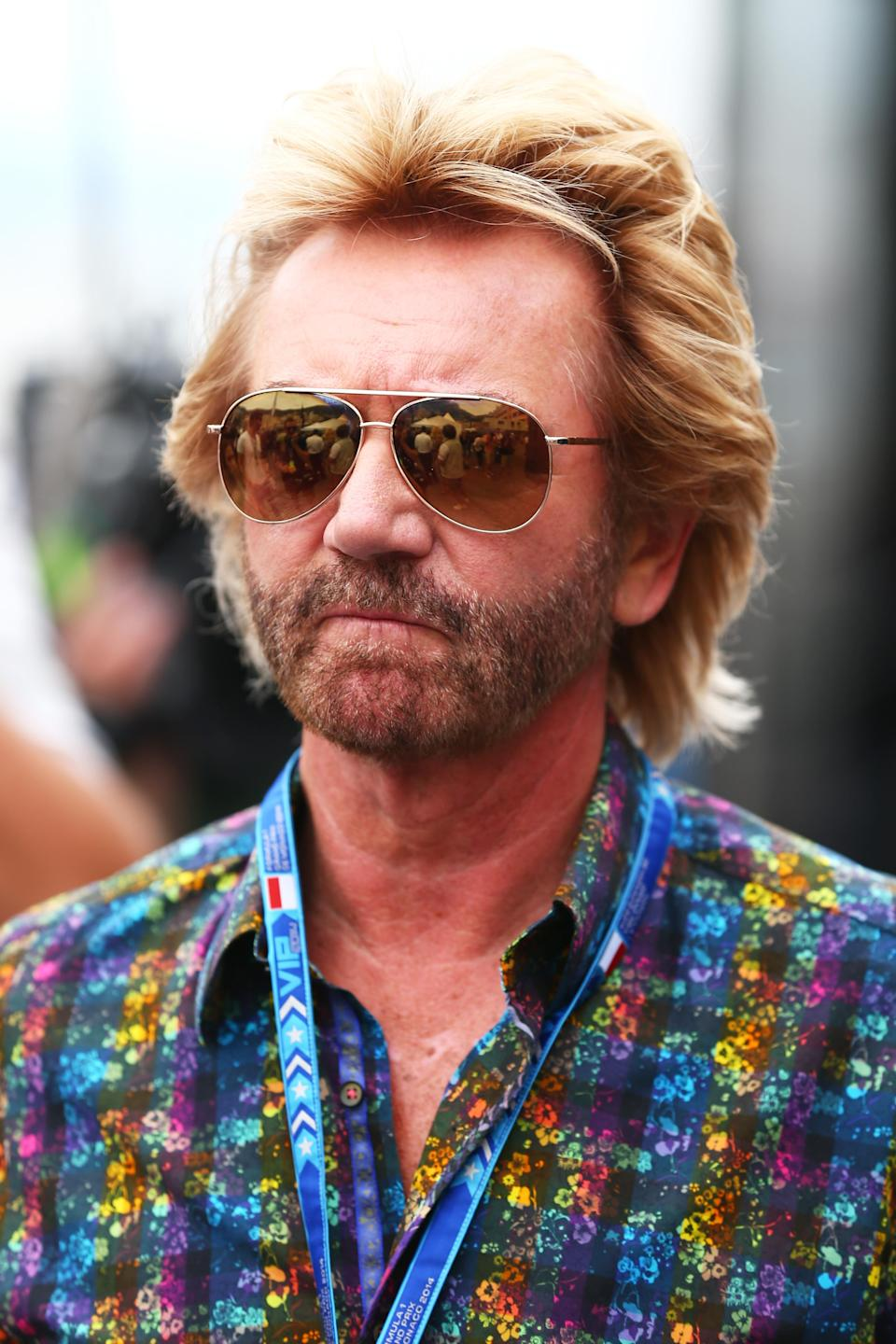 Noel Edmonds rubbed Victoria Derbyshire up the wrong way. (Getty)