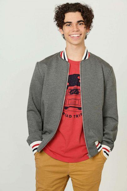 PHOTO: Cameron Boyce is seen here in this undated file photo. (ABC)