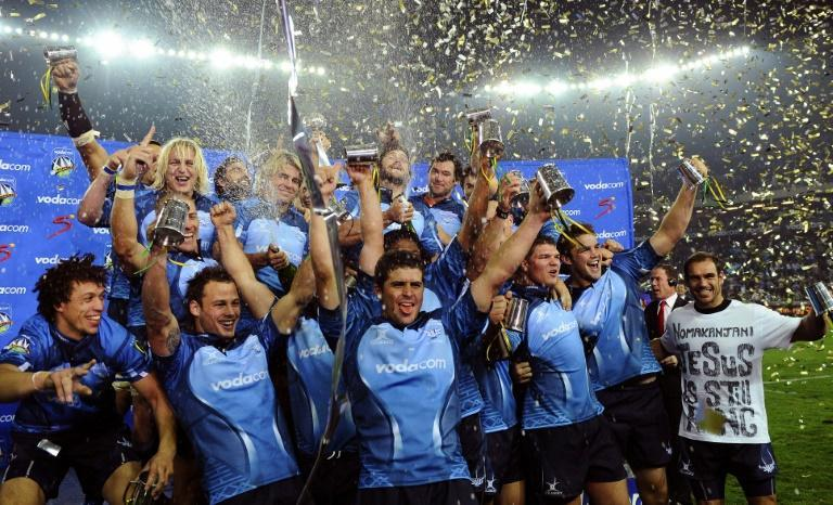 South Africa's Bulls won the then Super 14 title in 2010