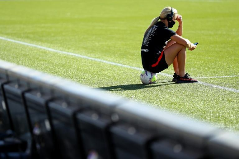 Sidelined: Lindsey Horan will miss the USA's upcoming friendly with the Netherlands after testing positive for Covid-19