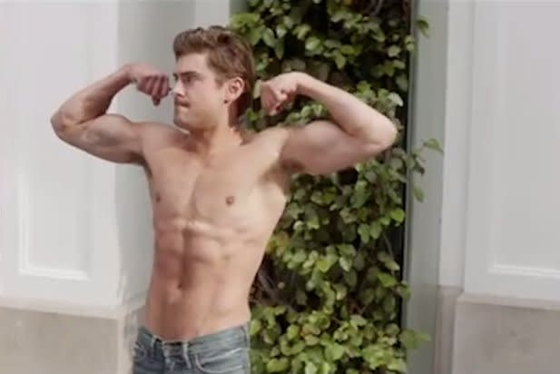 Zac efron gay video
