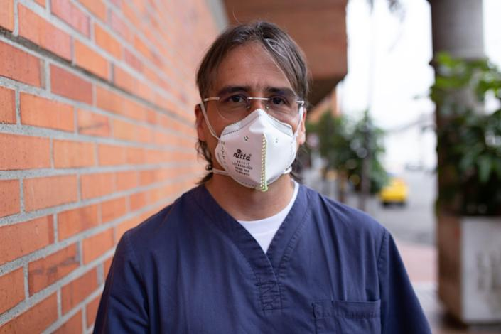 "Dr. Juan Jose Velez, who runs the COVID-19 ward in a hospital in Medellin, Colombia, says the COVID-19 vaccine should be a matter of ""solidarity with the rest of the world."" But many experts say that's not how it's playing out."