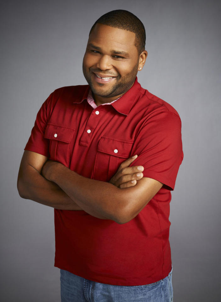 "Anthony Anderson stars as Gary in ""Guys with Kids"" on NBC."