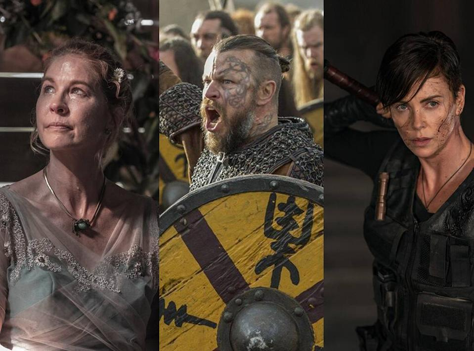 Comic-Con 2020, Fear the Walking Dead, Vikings, The Old Guard