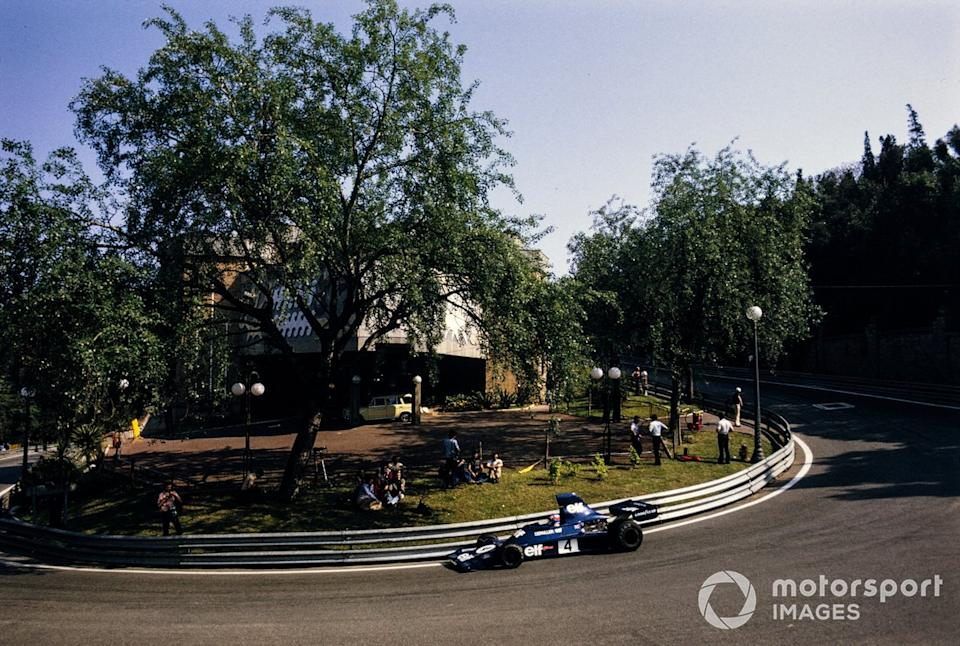 "Montjuic's hairpins and cambered turns were reminiscent of Monaco<span class=""copyright"">Motorsport.com</span>"