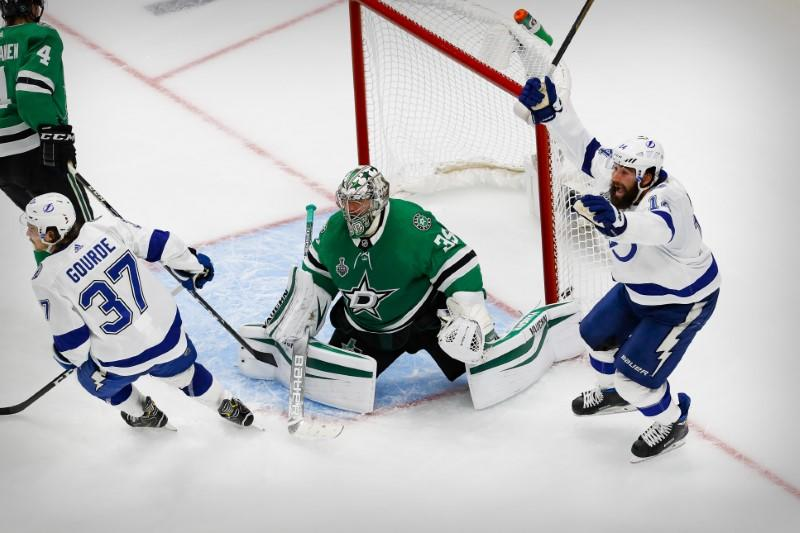 Lightning on verge of Stanley Cup after overtime win over Stars