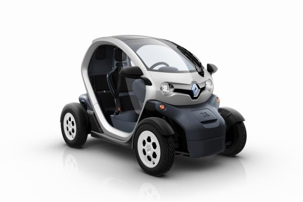 The ultra-compact footprint of Renault Twizy (length: 2.32 metres / width: 1.19 metres / height: 1.46 metres) is ideally suited to city motoring.