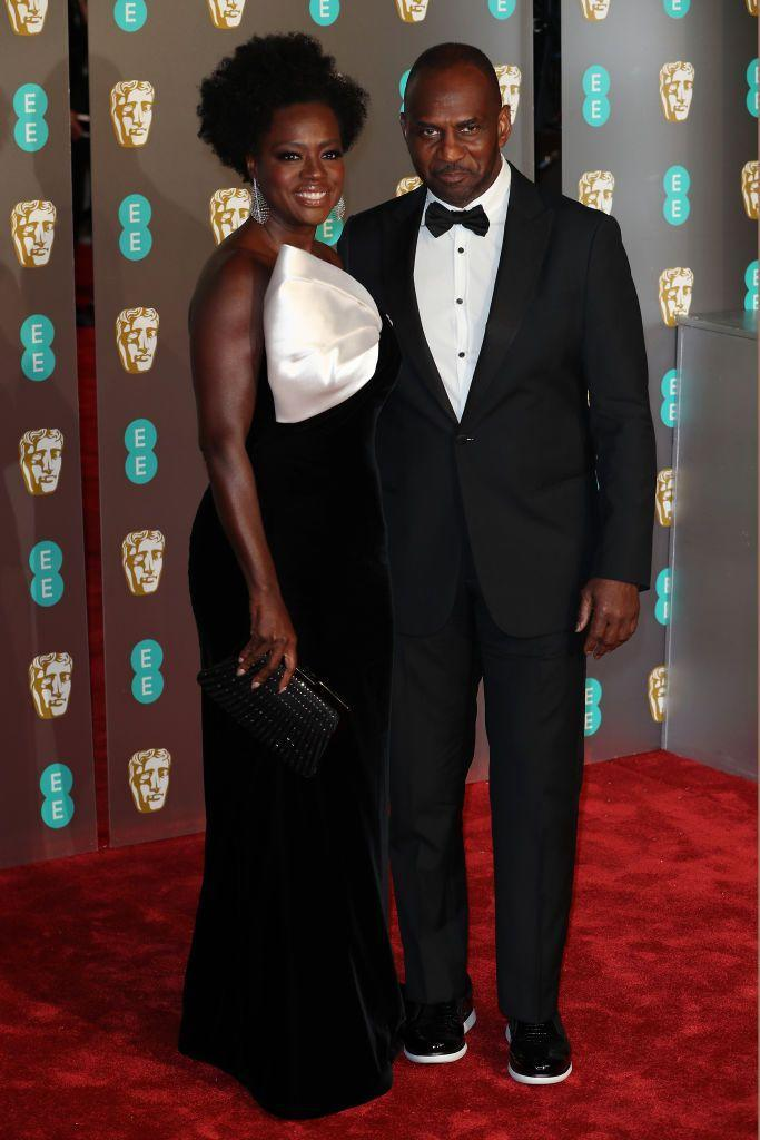 <p>The How To Get Away With Murder actor has been married to her husband Julius since 2003.</p>