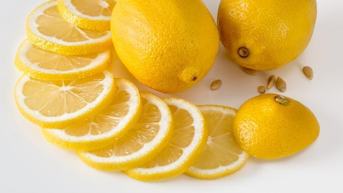 Ilustrasi lemon, mengatasi kantong mata. (Photo on Pixabay)
