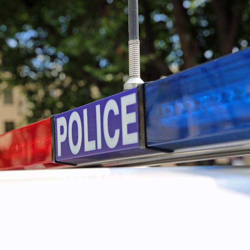 A generic photo of a police vehicle. Social distancing restrictions still apply this Easter long weekend in Australia.