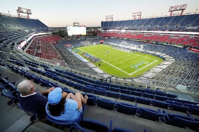 NFL will test for COVID-19 on game days, has no bubble plans