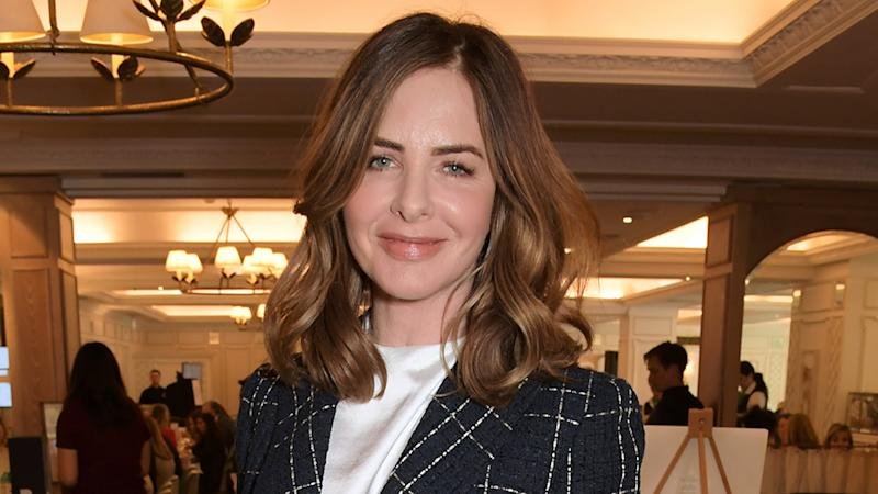 Trinny Woodall spoke to Yahoo Lifestyle and shared her favourite beauty hacks. Photo: Getty