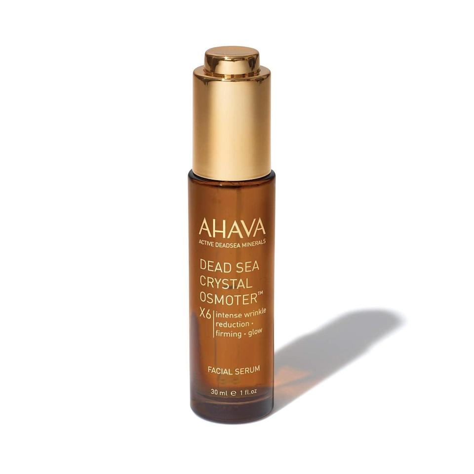 <p><span>Ahava Dead Sea Osmoter, Facial Serum</span> ($57, originally $76)</p>