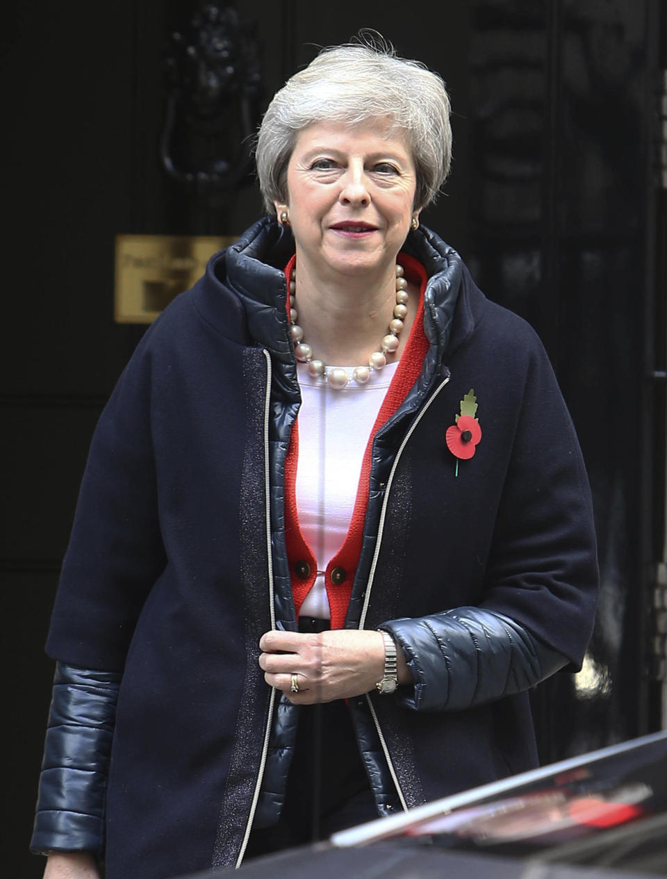 <em>The letter says that despite Theresa May's efforts, proposals for Brexit are nowhere near as good as the current deal inside the EU (Picture: AP)</em>