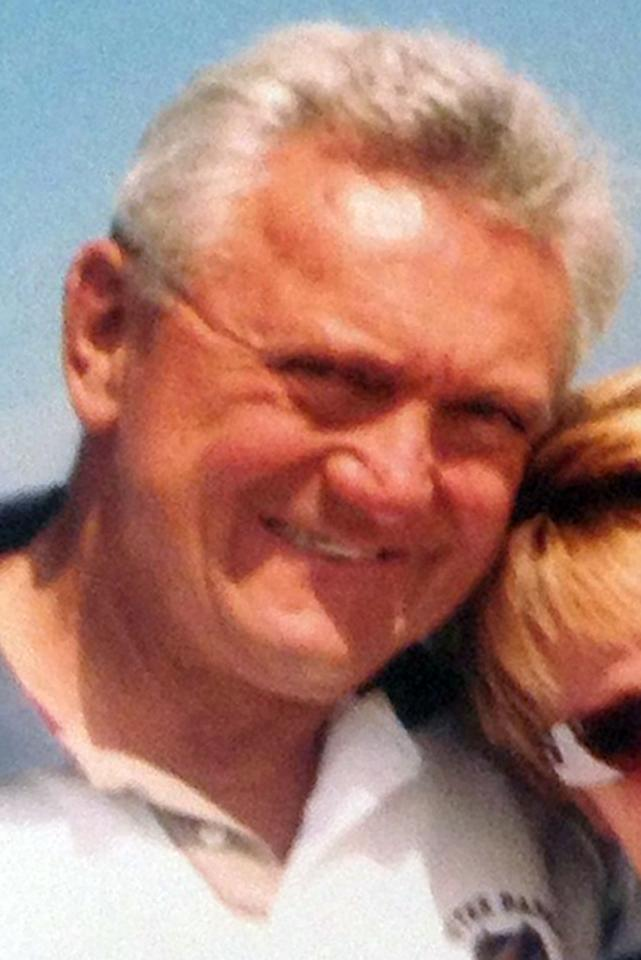 This photo provided by the family of John Roger Johnson, shows the 73-year-old man from Derwood, Md., who was one of the 12 victims killed in the shooting rampage at the Washington Navy Yard on Monday, Sept. 16, 2013. (AP Photo/Courtesy of the Johnson family)