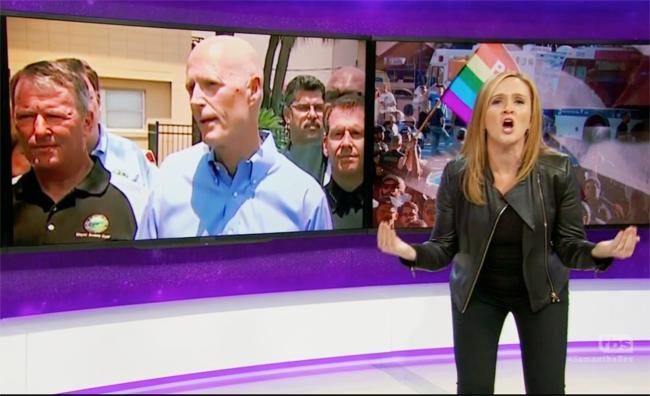Samantha Bee's Orlando Rant Is the Powerful Monologue Late-Night Needed