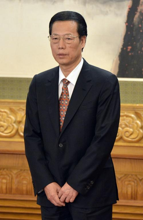 Family members of two current members of China's Politburo Standing Committee (PSC), Zhang Gaoli (pictured) and Liu Yunshan, have offshore holdings, according to the International Consortium of Investigative Journalists
